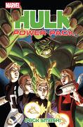 Hulk and Power Pack Pack Smash! TPB Vol 1 1