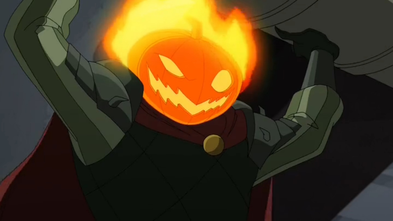 Jack O'Lantern (Earth-12041)/Gallery