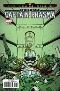 Journey to Star Wars The Last Jedi - Captain Phasma Vol 1 1 Young Variant