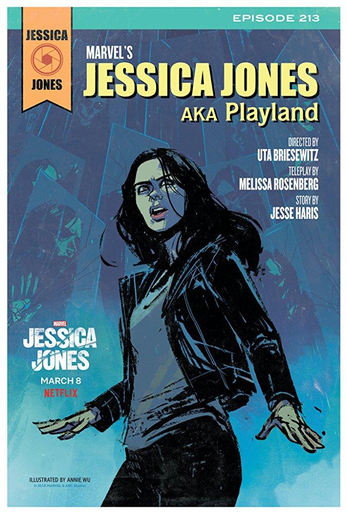 Marvel's Jessica Jones Season 2 13