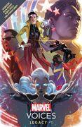 Marvel's Voices Legacy Vol 1 1