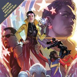 Marvel's Voices: Legacy Vol 1 1