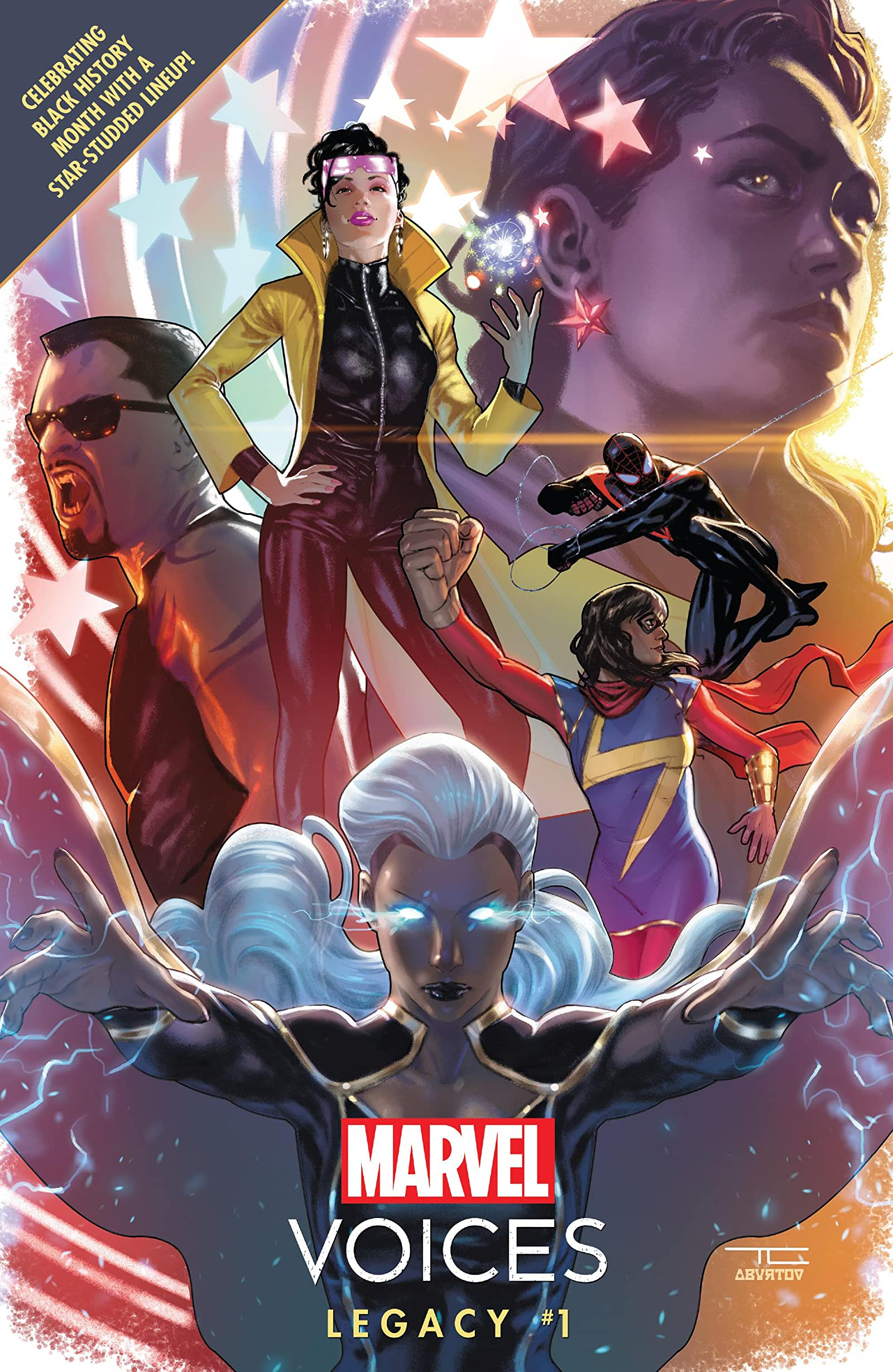 Marvel's Voices: Legacy Vol 1 1