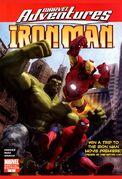 Marvel Adventures Iron Man Special Edition Vol 1 1