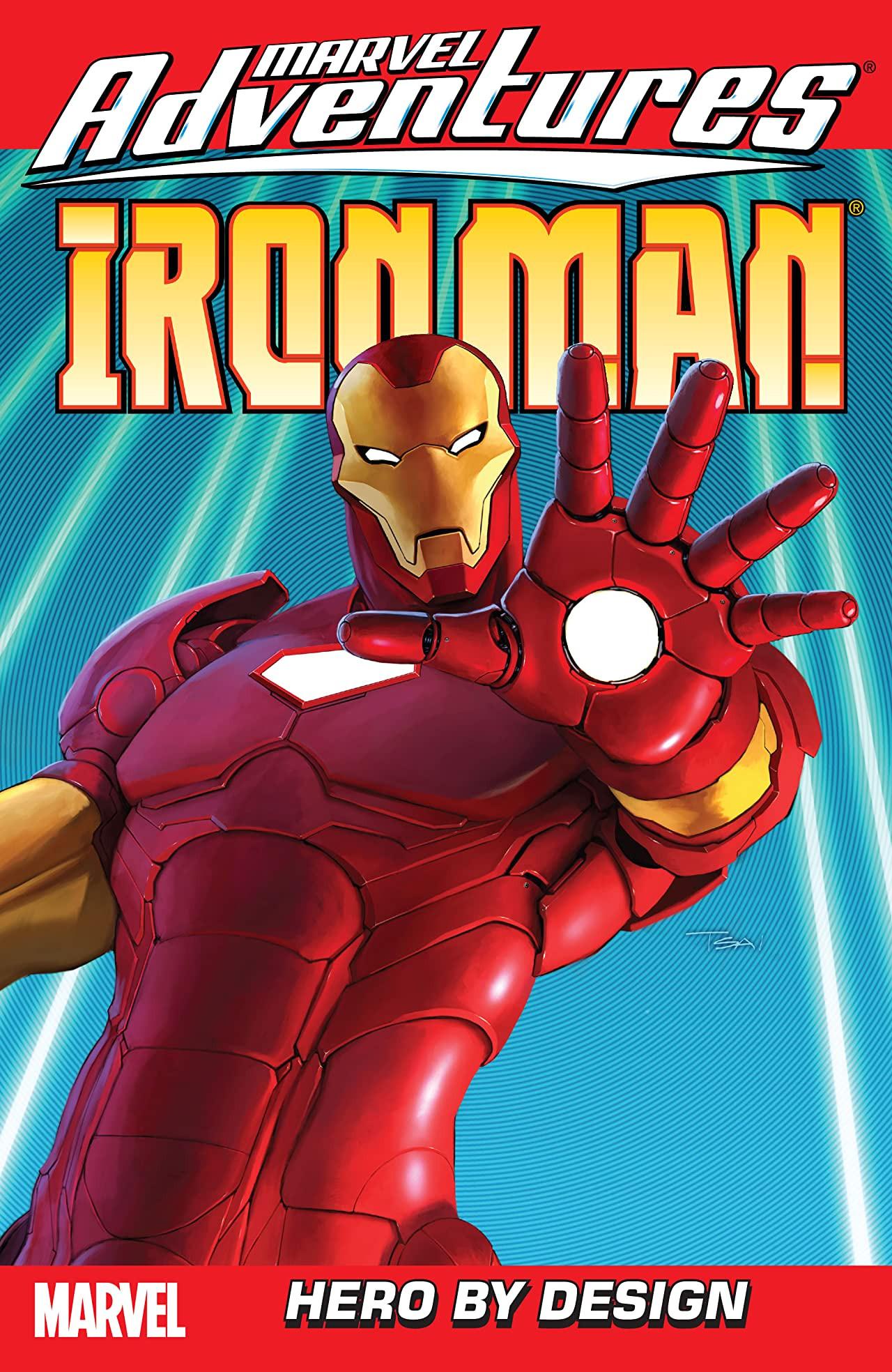 Marvel Adventures Iron Man TPB Vol 1 3: Hero by Design