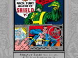 Marvel Masterworks: Nick Fury, Agent of S.H.I.E.L.D. Vol 1