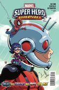 Marvel Super Hero Adventures Webs and Arrows and Ants, Oh My! Vol 1 1