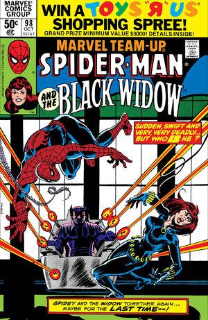 Marvel Team-Up # 98