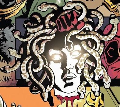 Medusa (Gorgon) (Earth-TRN664)