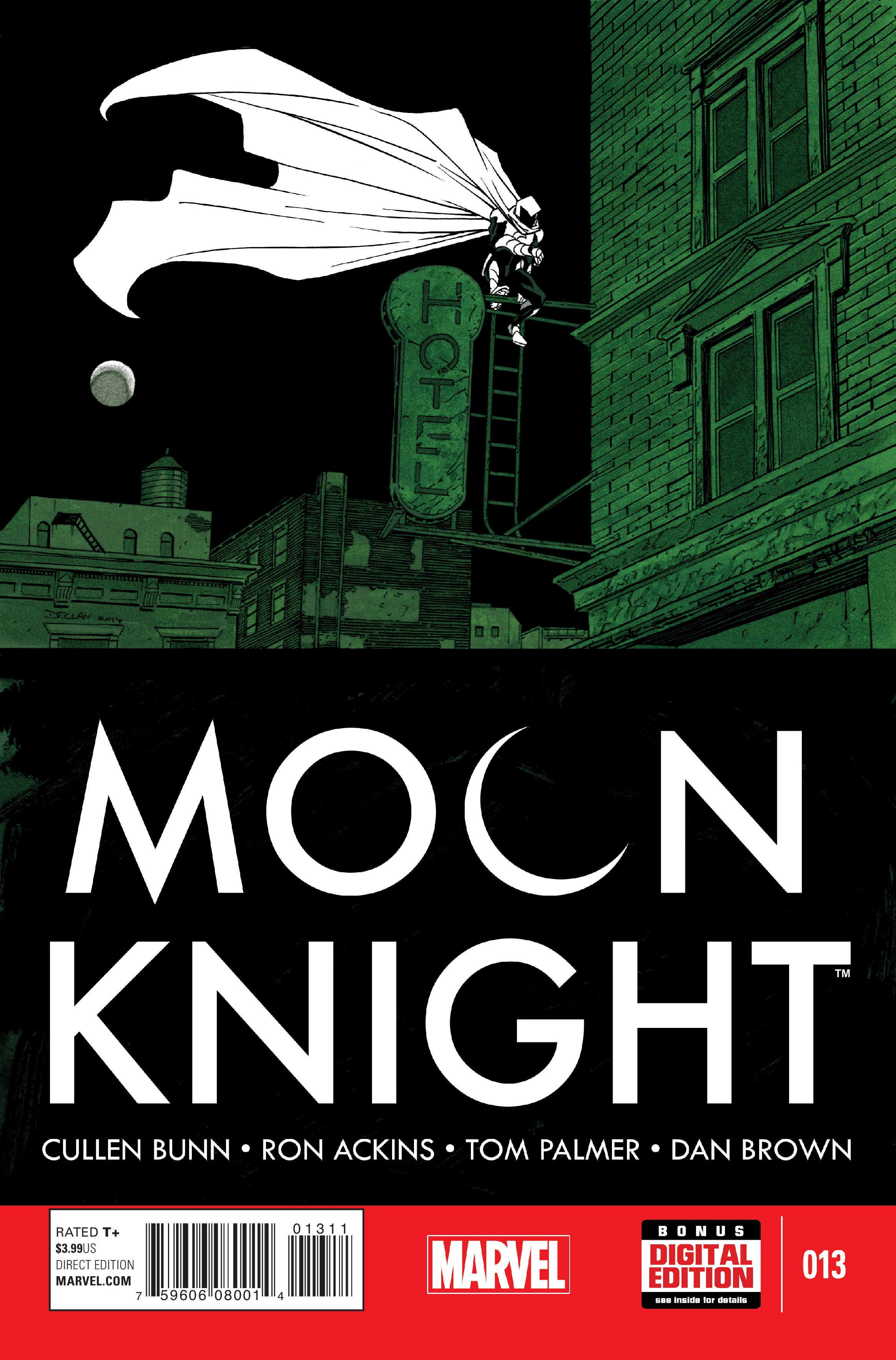 Moon Knight Vol 7 13