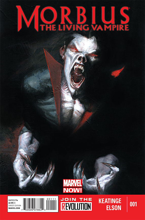 Morbius: The Living Vampire Vol 2 1