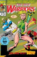 New Warriors Vol 1 30