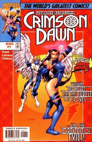 Psylocke and Archangel Crimson Dawn Vol 1 1.jpg