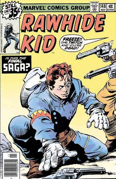 Rawhide Kid Vol 1 148