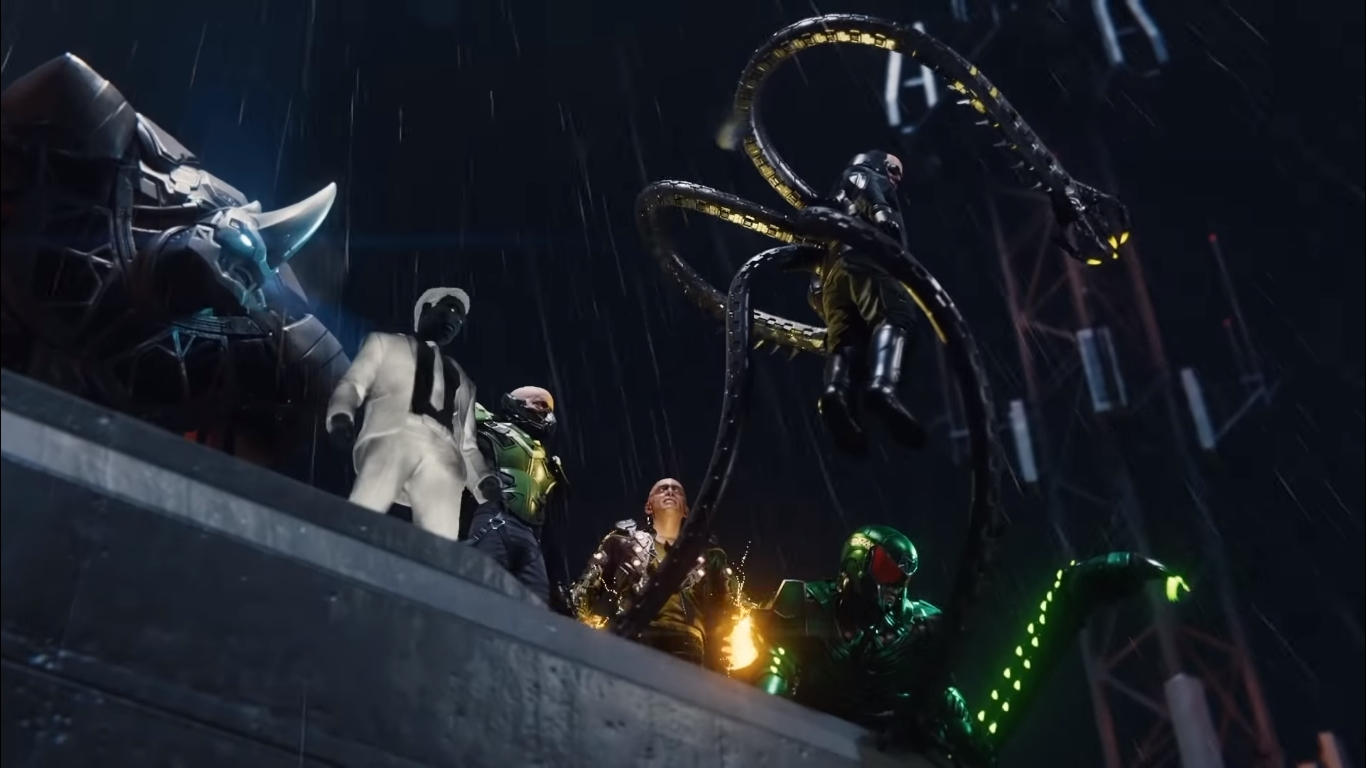 Sinister Six (Earth-1048) from Marvel's Spider-Man (video game) 001.jpg
