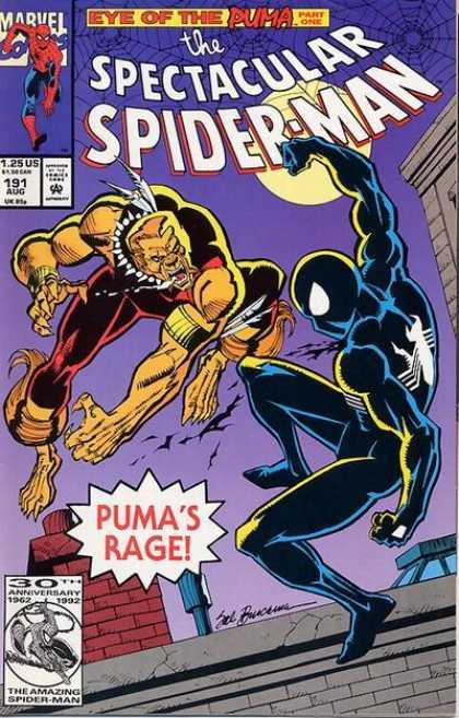 Spectacular Spider-Man Vol 1 191