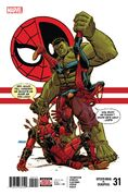 Spider-Man Deadpool Vol 1 31