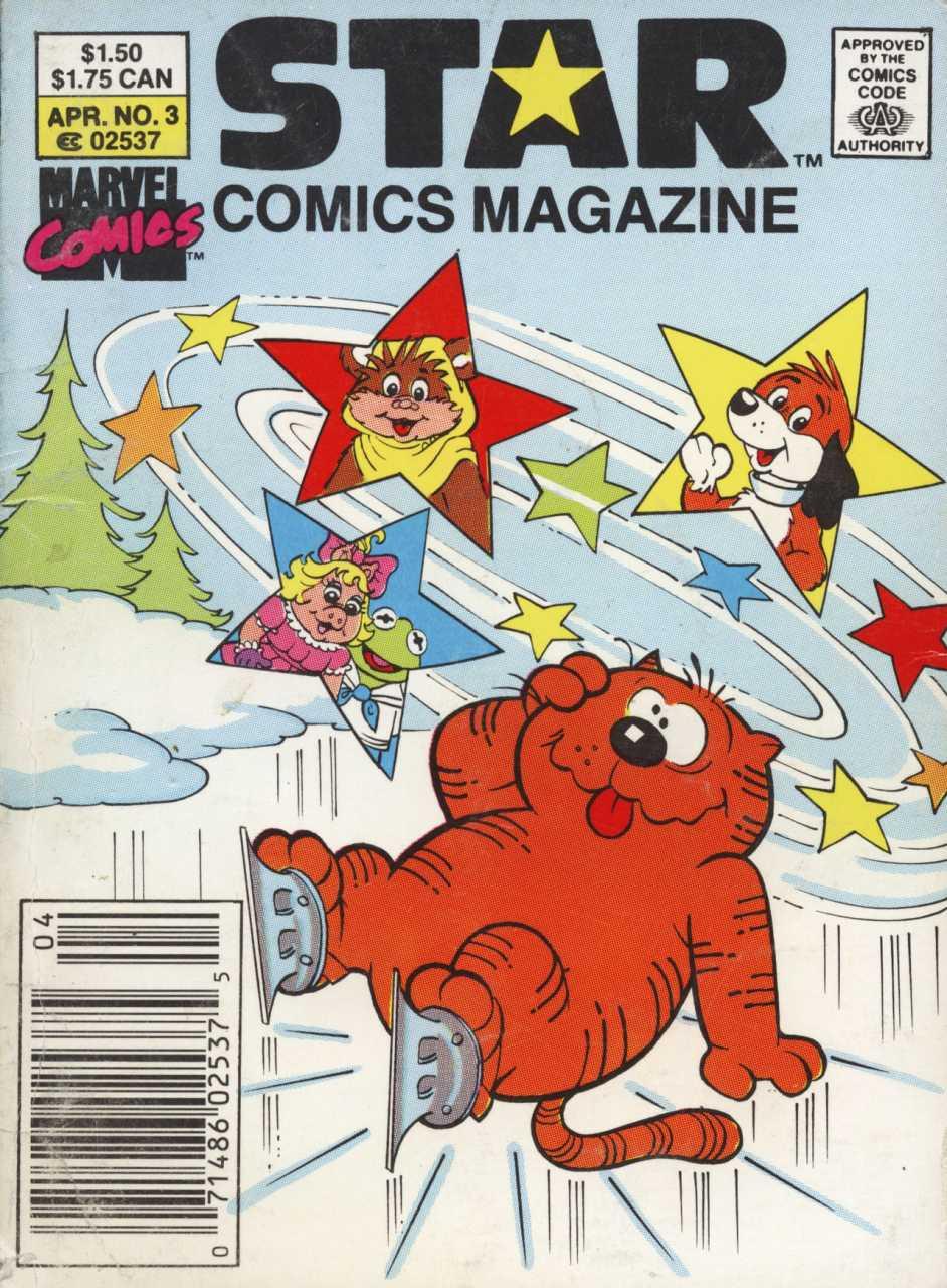 Star Comics Magazine Vol 1 3