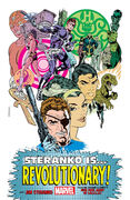 Steranko is… Revolutionary! Vol 1 1