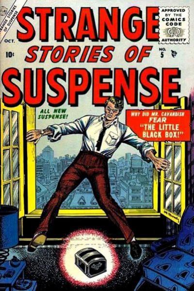Strange Stories of Suspense Vol 1