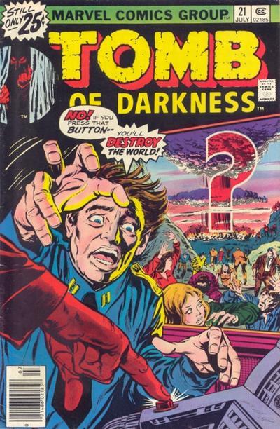 Tomb of Darkness Vol 1 21