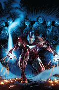 Tony Stark Iron Man Vol 1 13 Textless