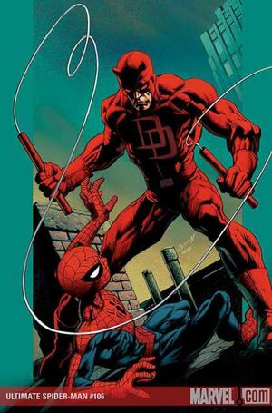 Ultimate Spider-Man Vol 1 106 Textless.jpg