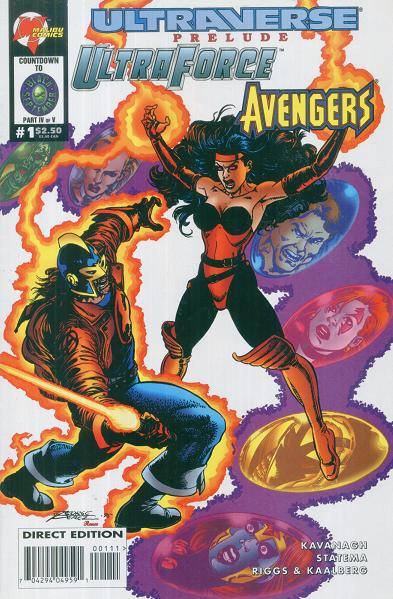 UltraForce/Avengers: Prelude Vol 1 11