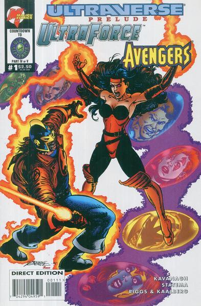 UltraForce/Avengers: Prelude Vol 1 11
