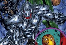 Ultron (Heroes Reborn) (Earth-616)