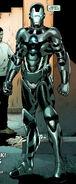 War Machine Armor Model 6 from Iron Man 2.0 Vol 1 3 001