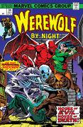 Werewolf by Night Vol 1 34