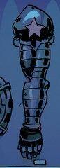 Winter Soldier's Bionic Arm from Heroes Reborn Vol 2 5 001.jpg