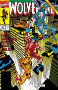Wolverine Vol 2 42