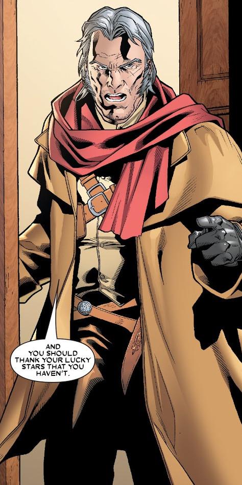 Abraham van Helsing (Earth-616)
