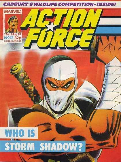 Action Force Vol 1 12
