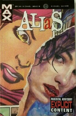 Alias TPB Vol 1 4: The Secret Origins of Jessica Jones