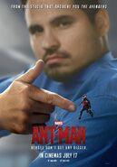 Ant-Man (film) poster 010