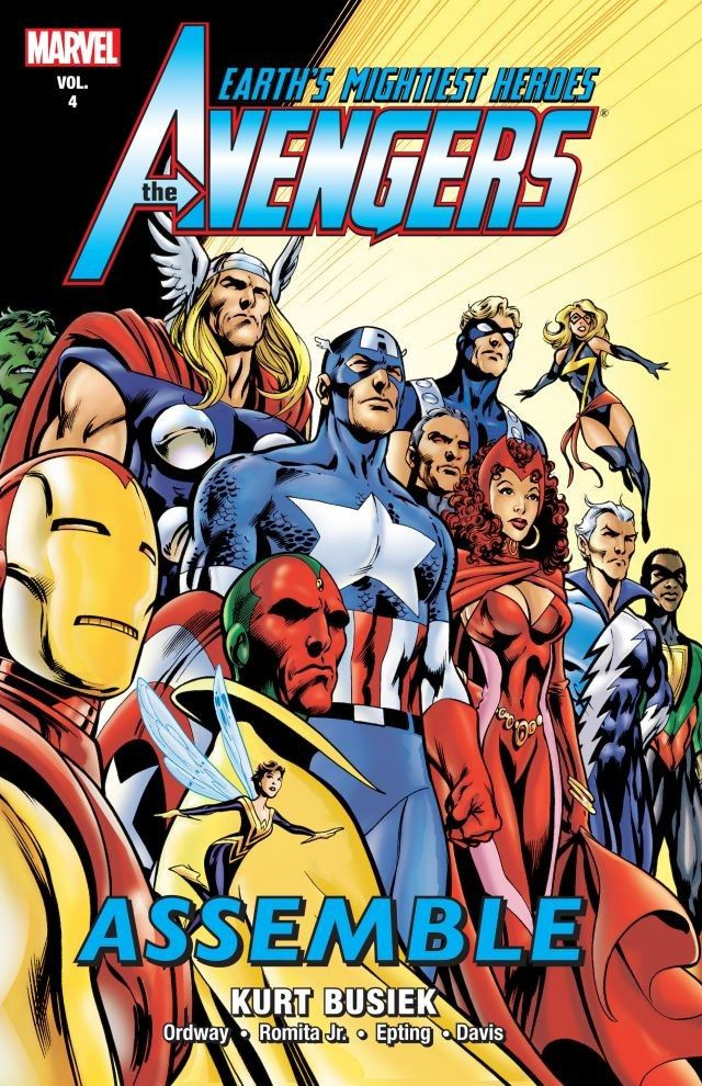 Avengers Assemble TPB Vol 1 4