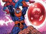 Avengers vs. Thanos TPB Vol 1 1