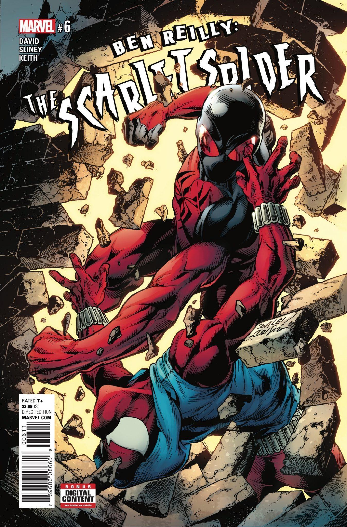 Ben Reilly: Scarlet Spider Vol 1 6