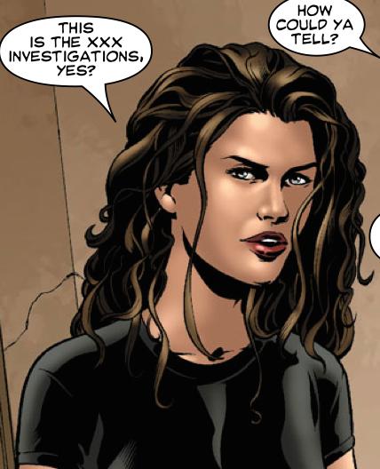 Carol Campbell (Earth-616)