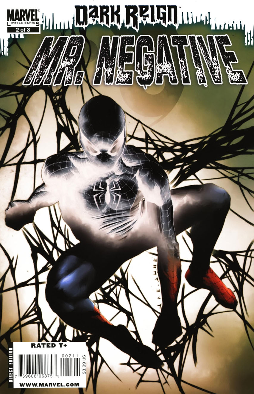 Dark Reign: Mister Negative Vol 1 2