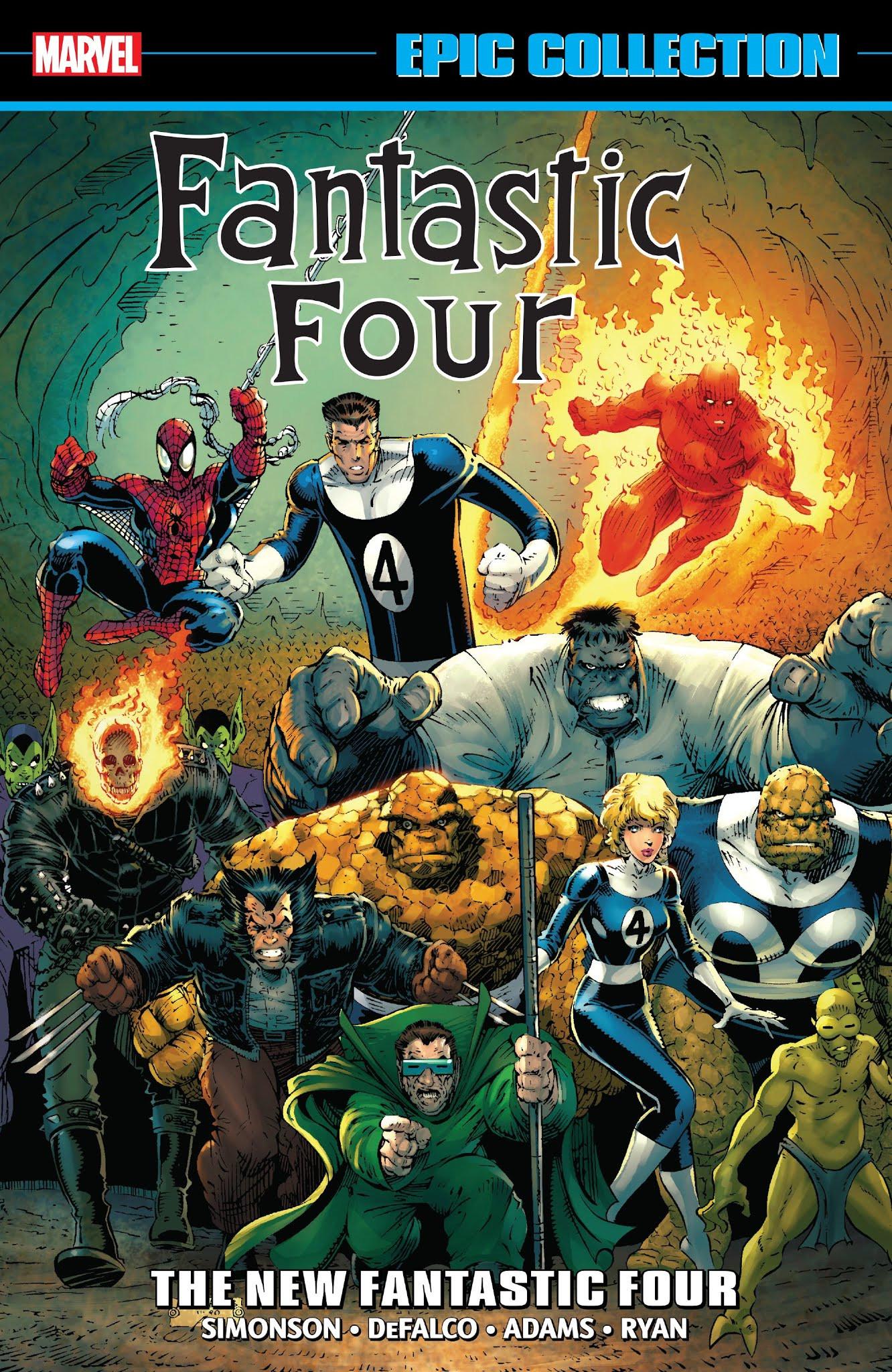 Epic Collection: Fantastic Four Vol 1 21