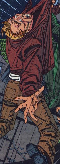 Frankie Fillmore (Earth-616)