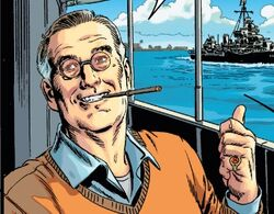 Franklin Delano Roosevelt (Earth-616) from Captain America & the Invaders Bahamas Triangle Vol 1 1 0001.jpg