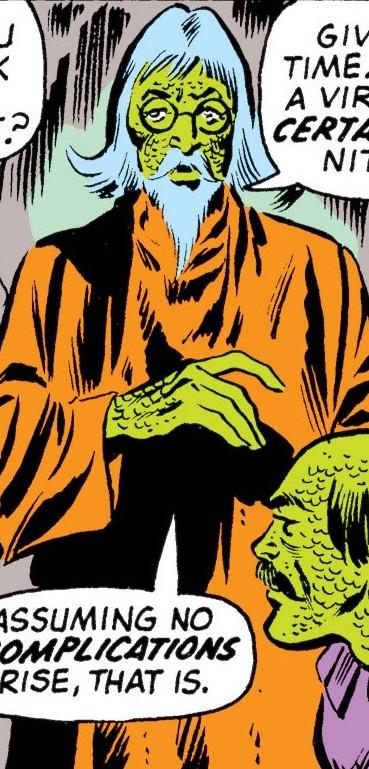 Henry Croft (Earth-616)
