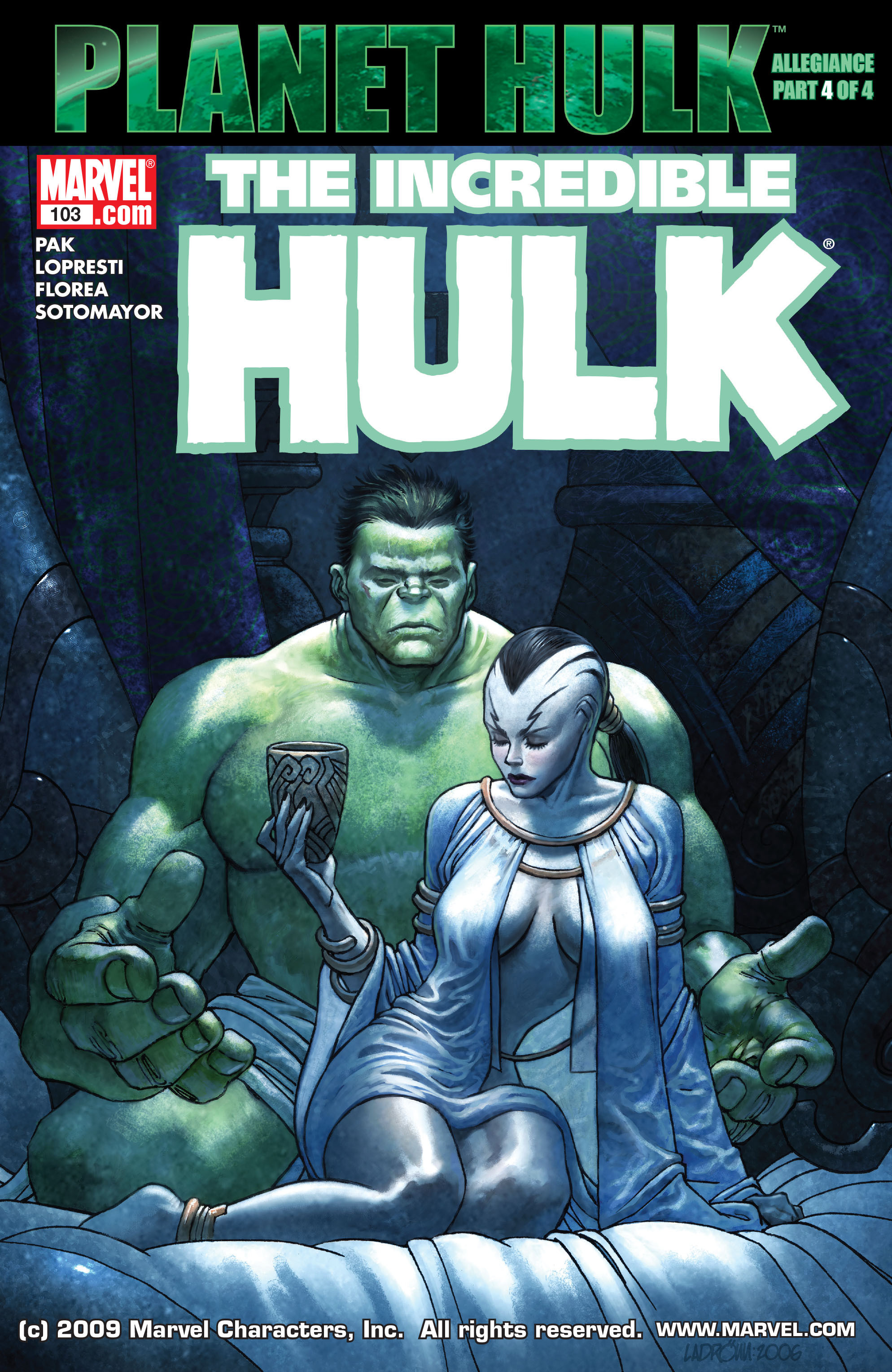 Incredible Hulk Vol 2 103