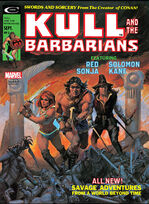 Kull and the Barbarians Vol 1 3