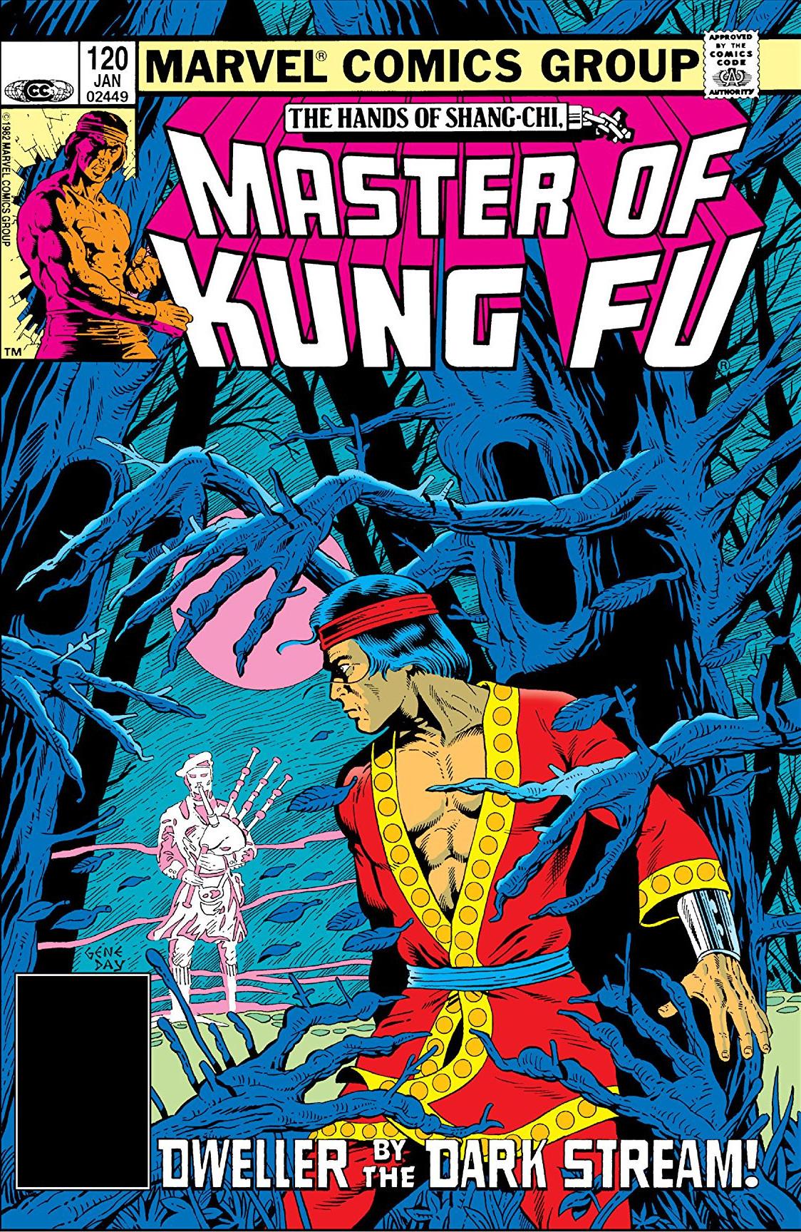 Master of Kung Fu Vol 1 120